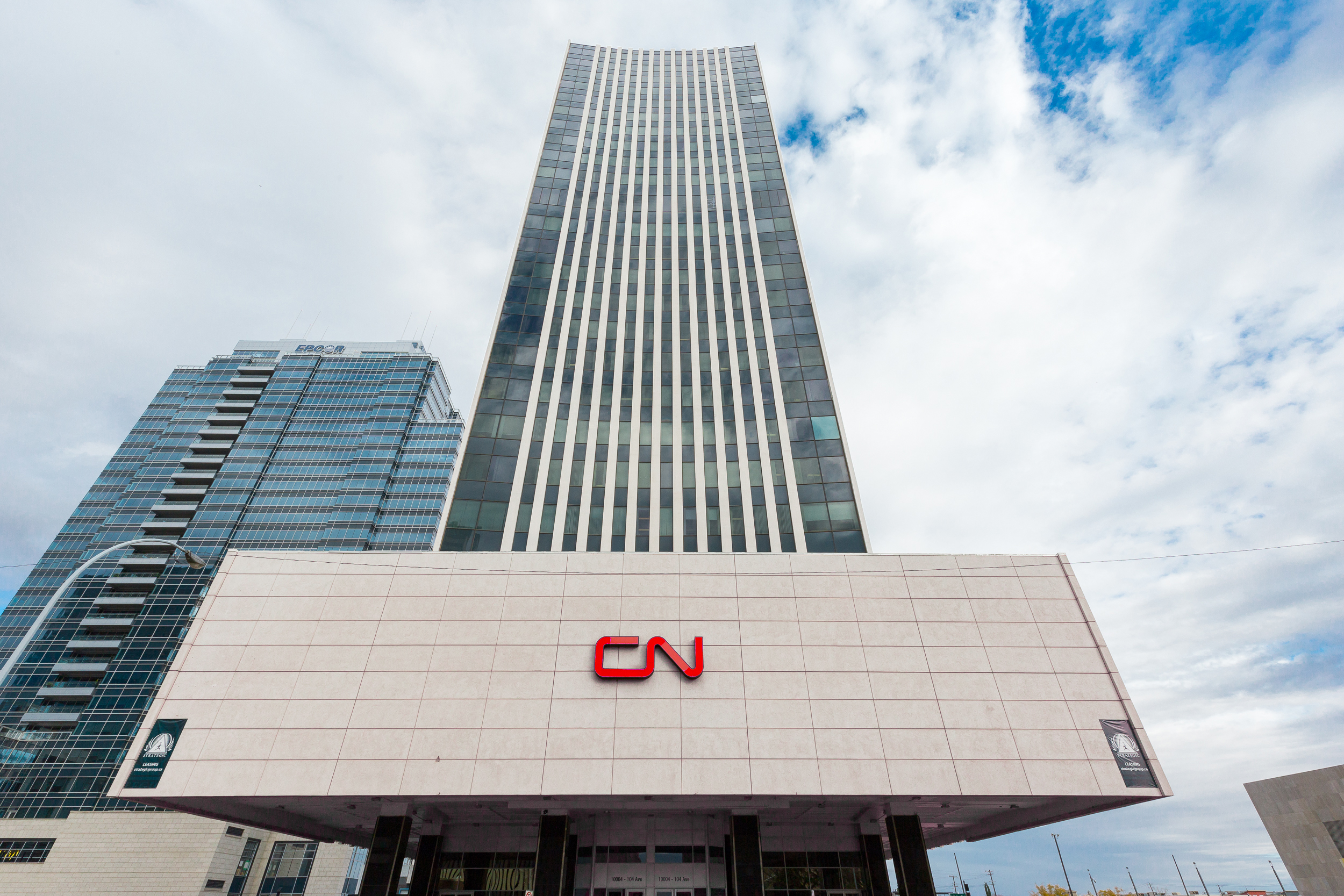 860 CN Tower 10004 104 Avenue NW