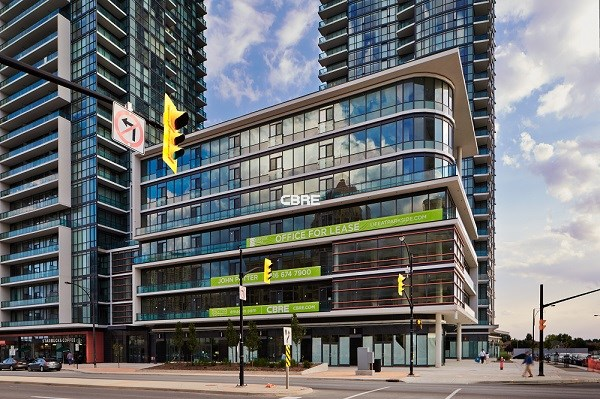 3-300 Offices at Parkside Village 4080 Confederation Parkway