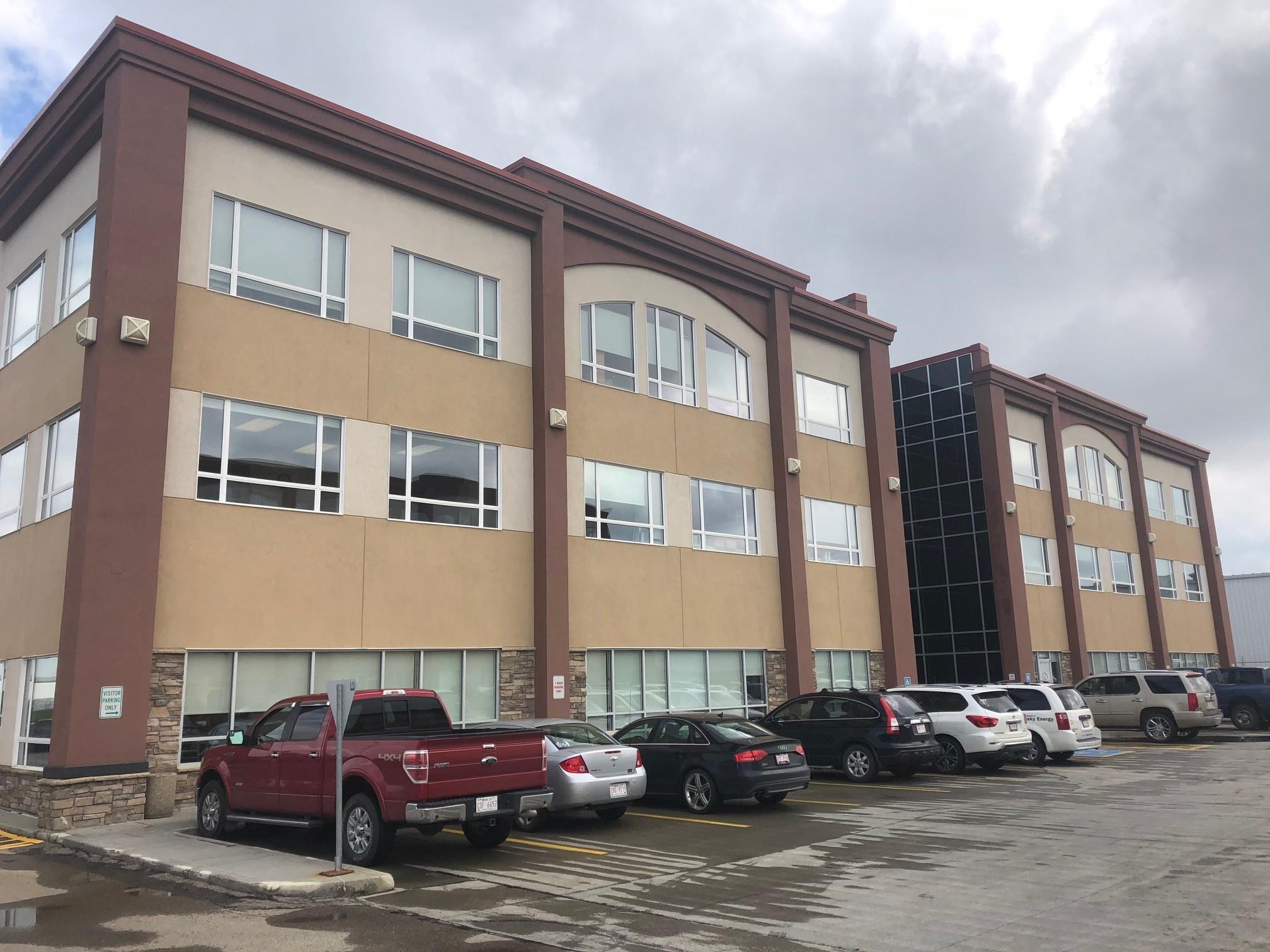 110 Elm Business Park Building 2 9470 51 Avenue NW
