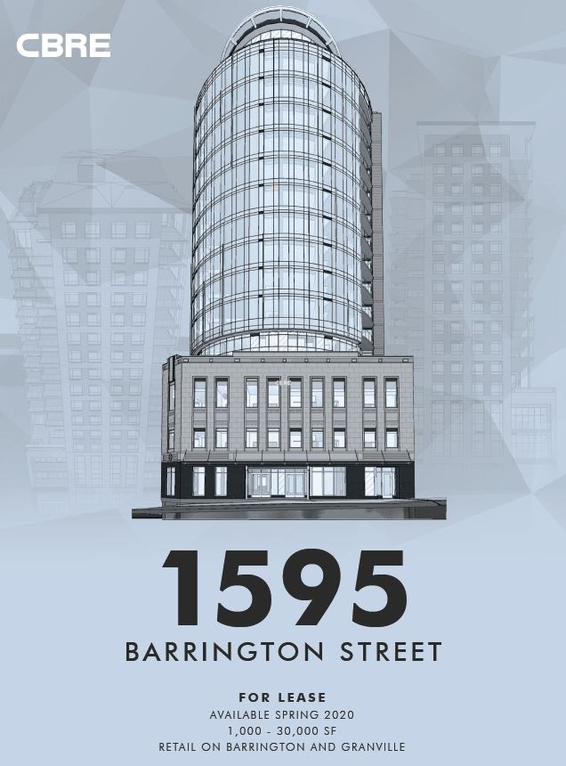 Various Units 1595 Barrington Street