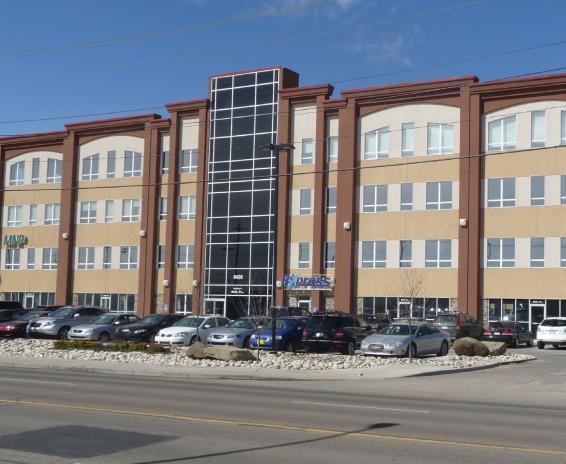 322 Elm Business Park Building 4 9426 51 Avenue NW