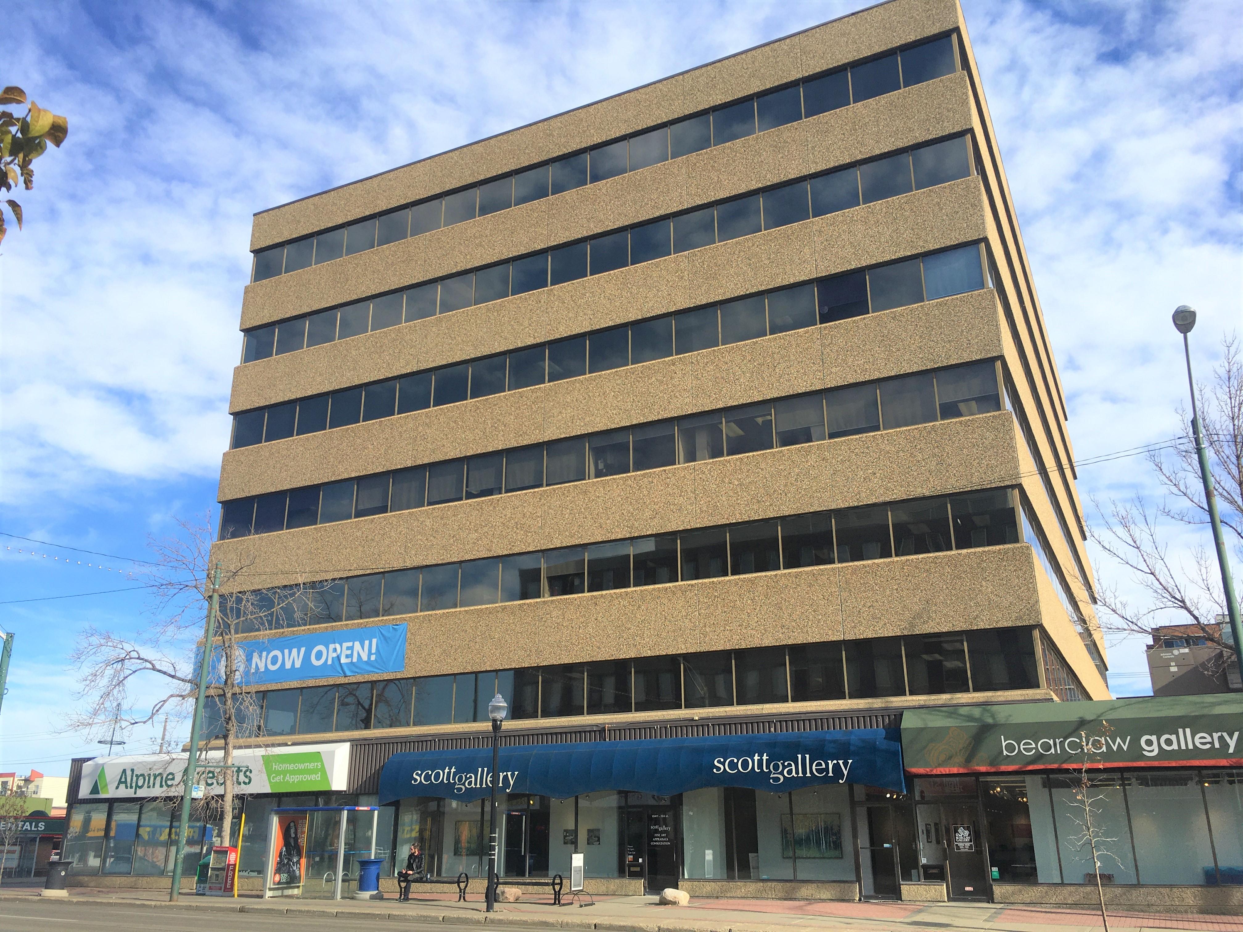 700 Westcor Building 12323 Stony Plain Road NW
