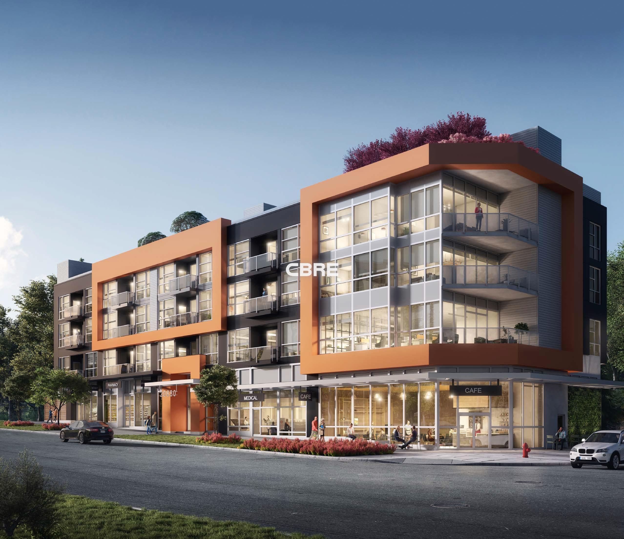 CRU 101 Yorkson Wellness & Residence 20680 80th Avenue