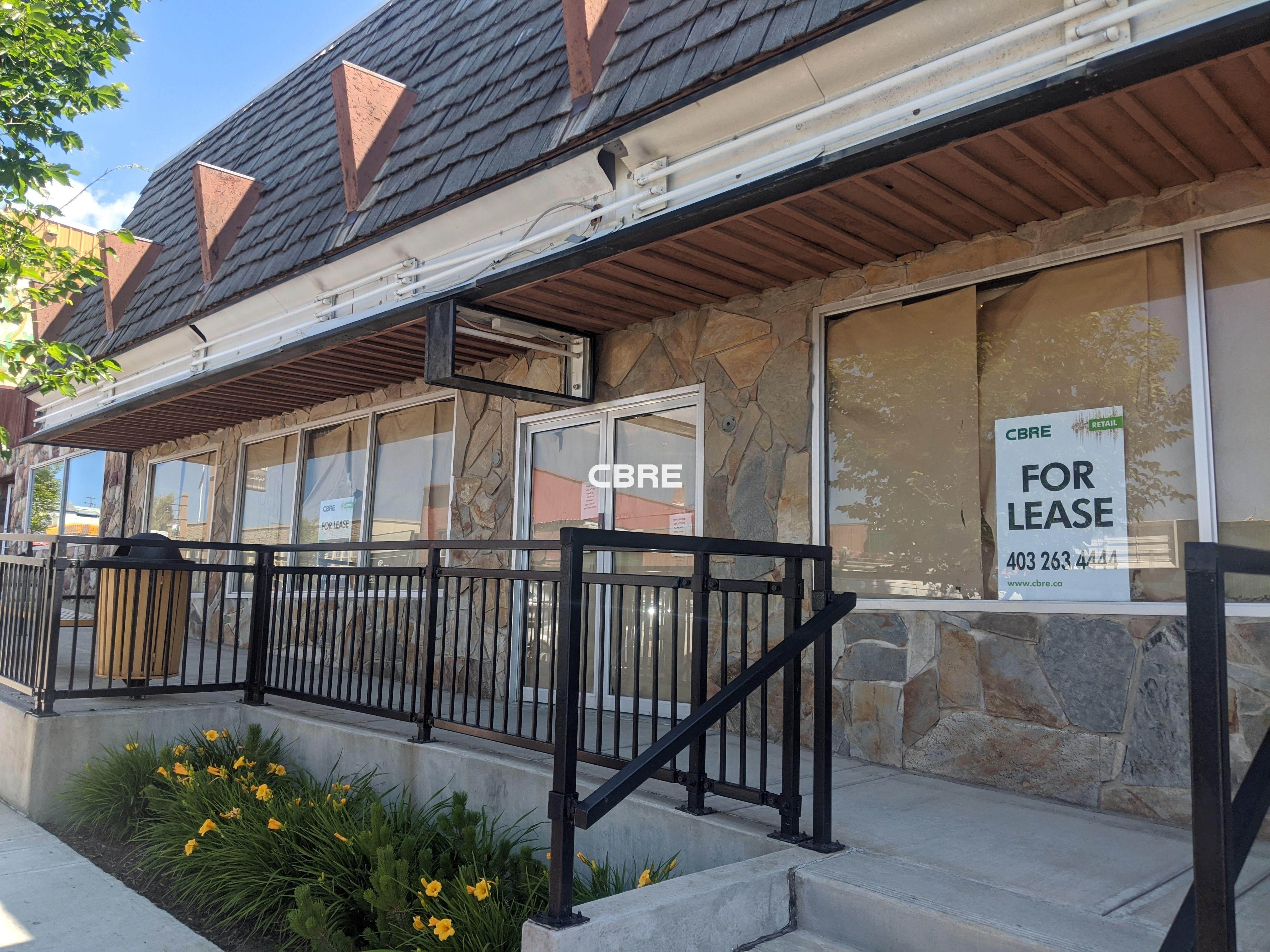 Retail Space 4919 50 Street